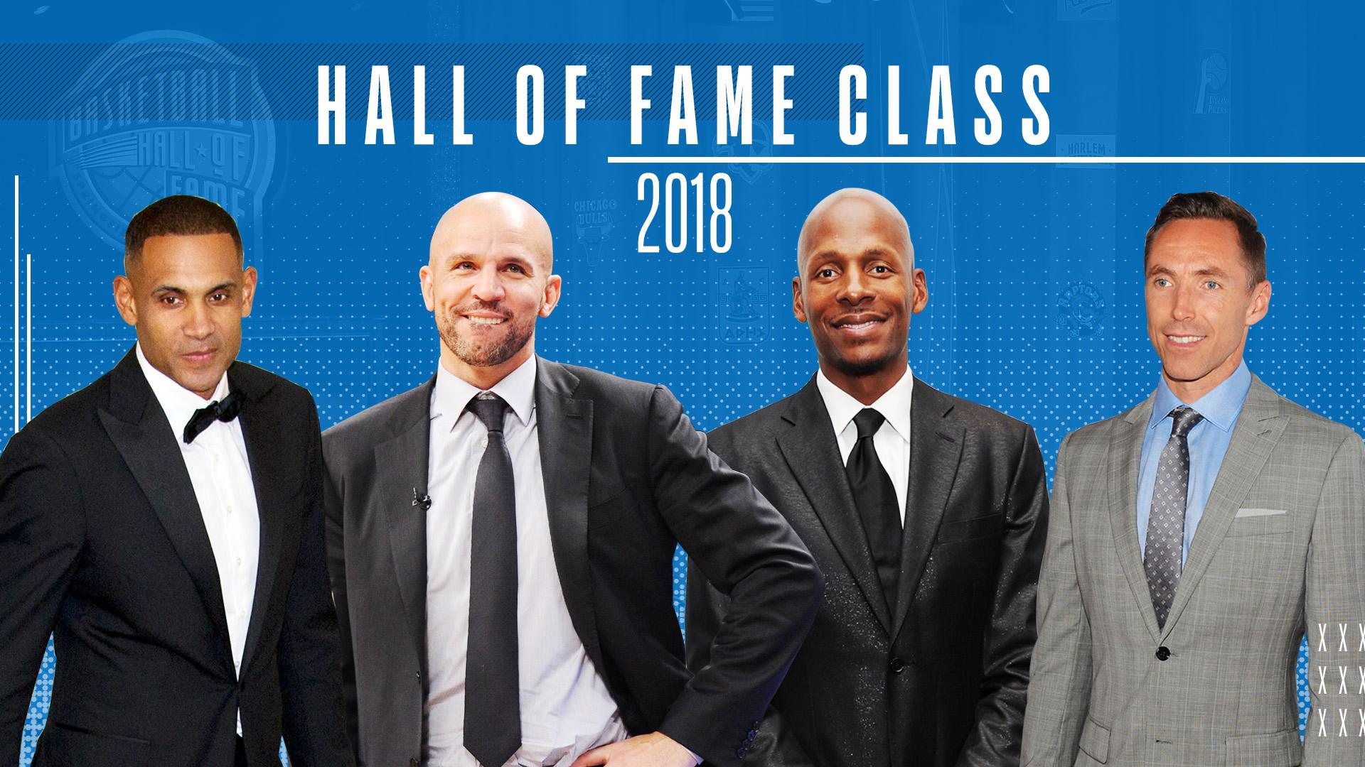2018 Basketball Hall of Fame live blog | NBA.com