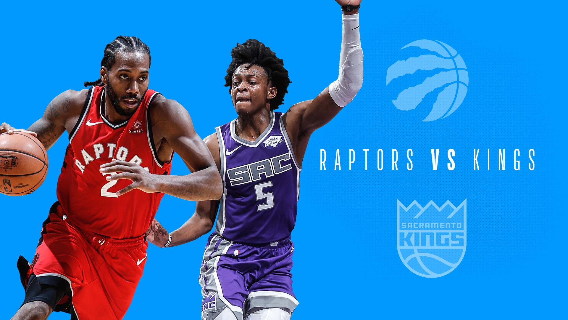 Toronto Raptors Vs Sacramento Kings Live Updates