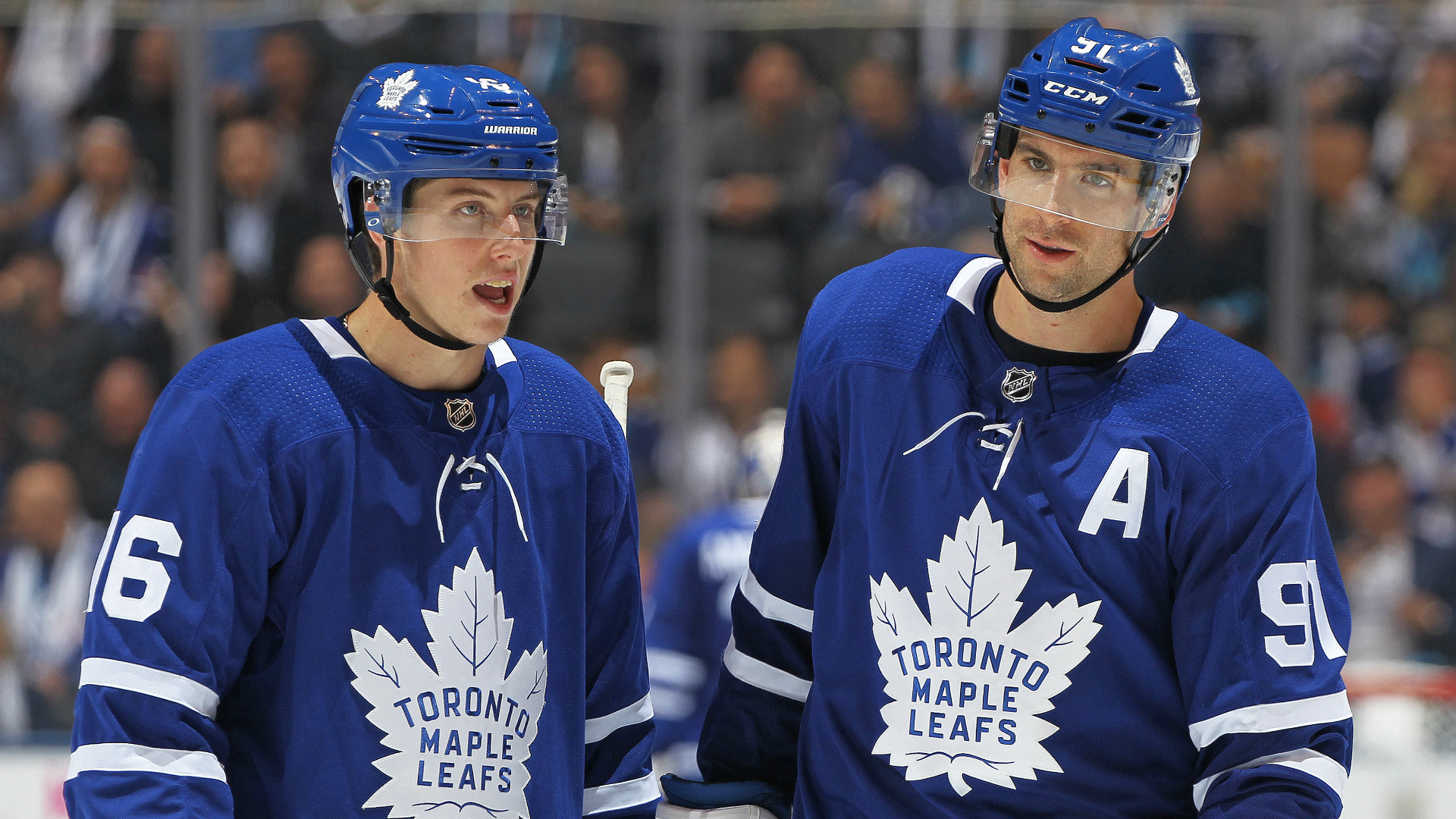 3c915c5d Maple Leafs' power play woes end as Toronto routs Panthers ...