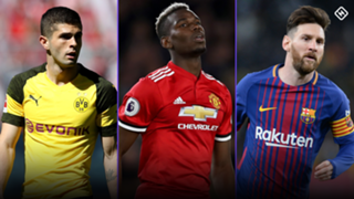 Pulisic Pogba Messi PS graphic