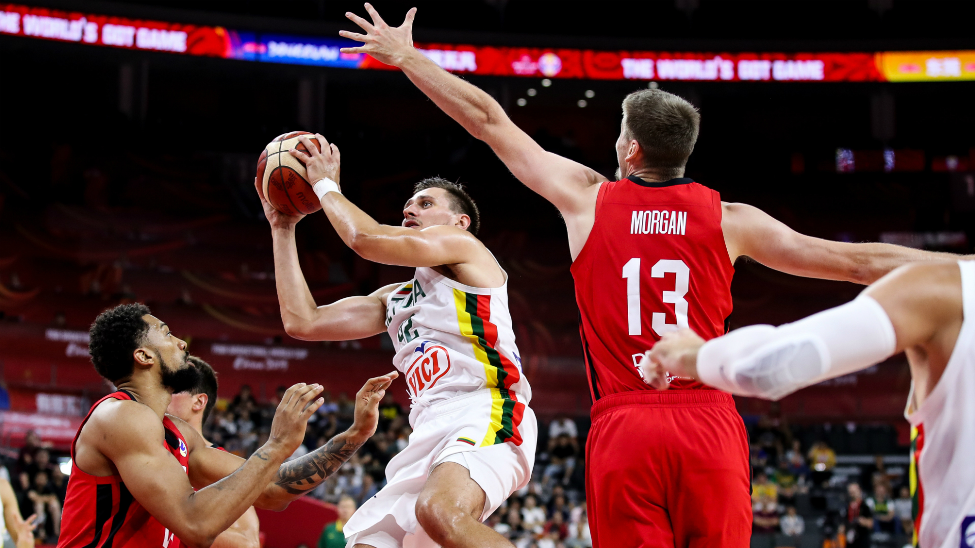 FIBA World Cup 2019: Canada loses to Lithuania, fails to advance out of group