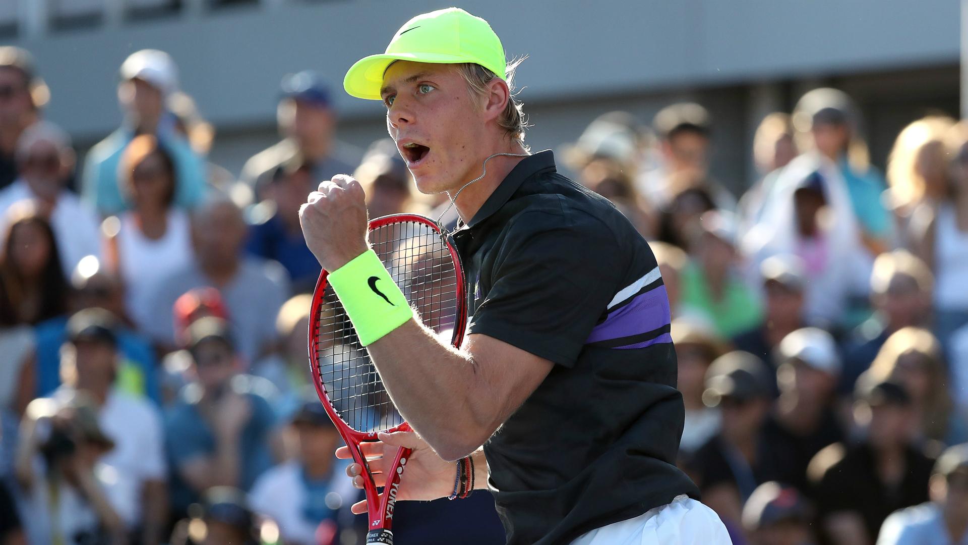 U.S. Open 2019: Denis Shapovalov ready for big stage, big battle with Gael Monfils