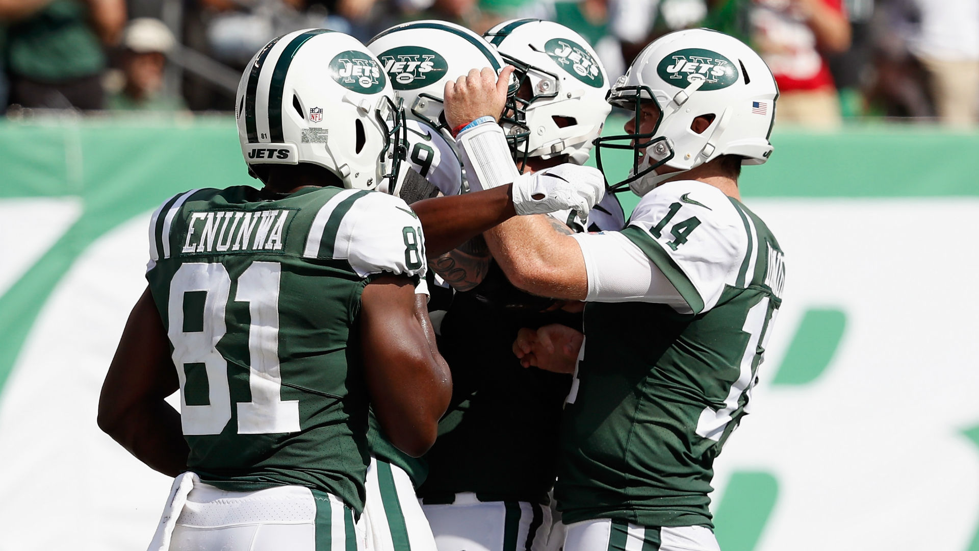 New York Jets 2018 season schedule, scores and TV streams in Canada | Sporting News
