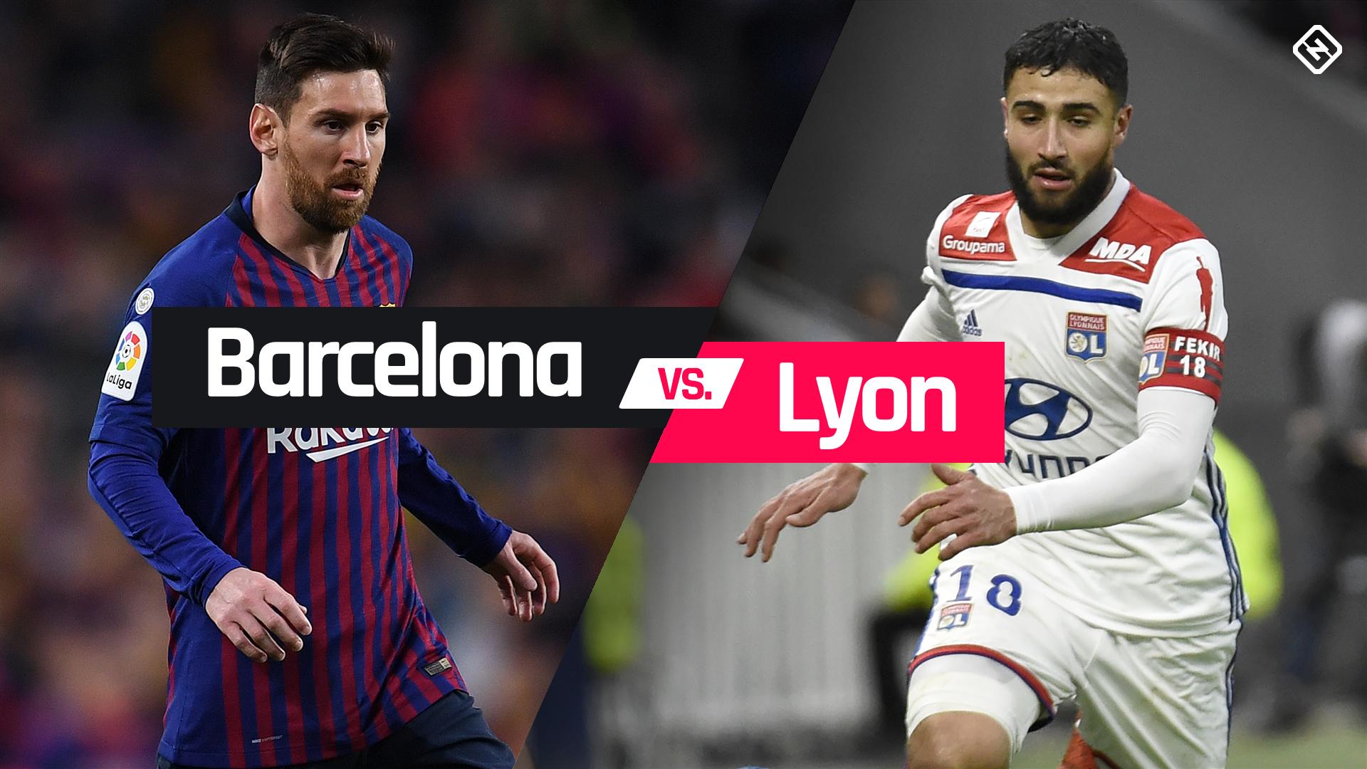 Barcelona Vs Lyon Champions League 2019 Photo: Sport (UK), Jürgen Klopp
