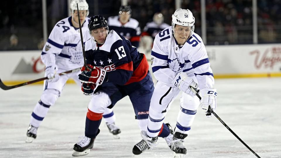 size 40 dd068 fd0d9 Toronto Maple Leafs Outdoor Game 2018 Jersey   Jidileaf.co