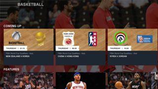 DAZN Basketball