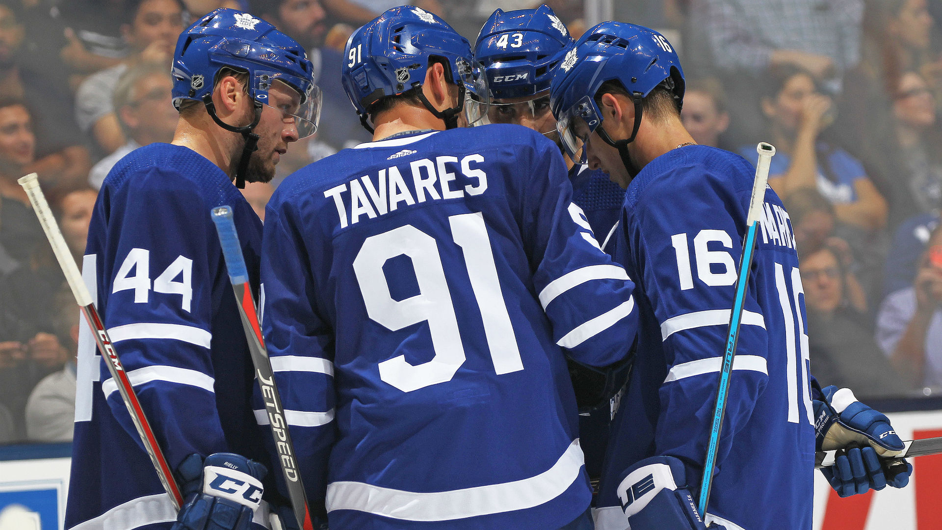 313ba6b0 Could Maple Leafs' power play be even more lethal this season than last?