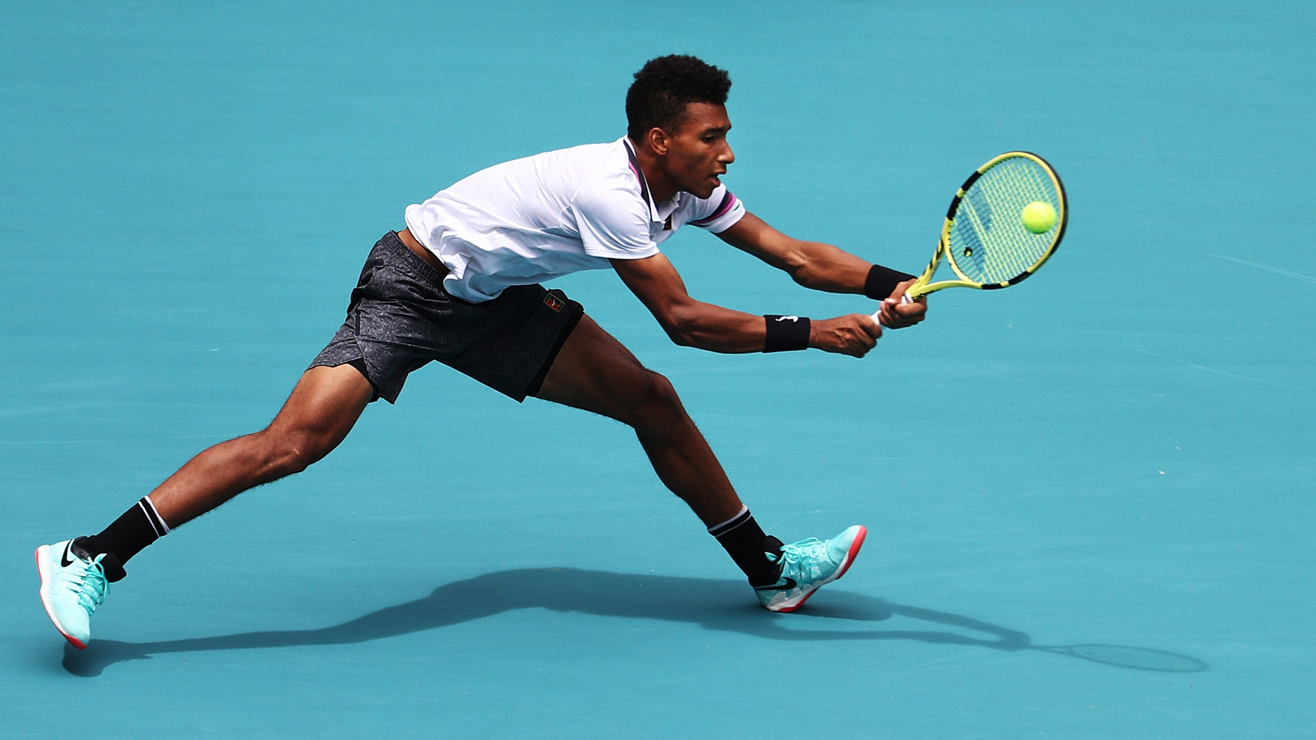 Stuttgart Open 2019: Felix Auger-Aliassime's first tournament win remains elusive