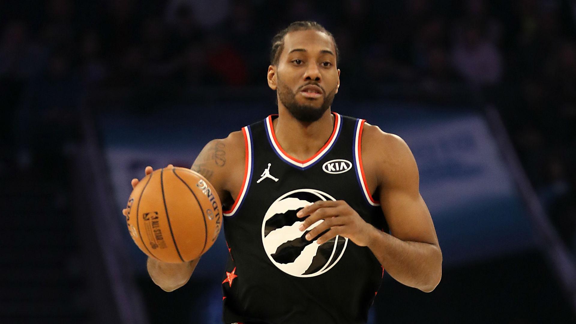 Kawhi Leonard shines for Team LeBron in NBA All-Star game victory