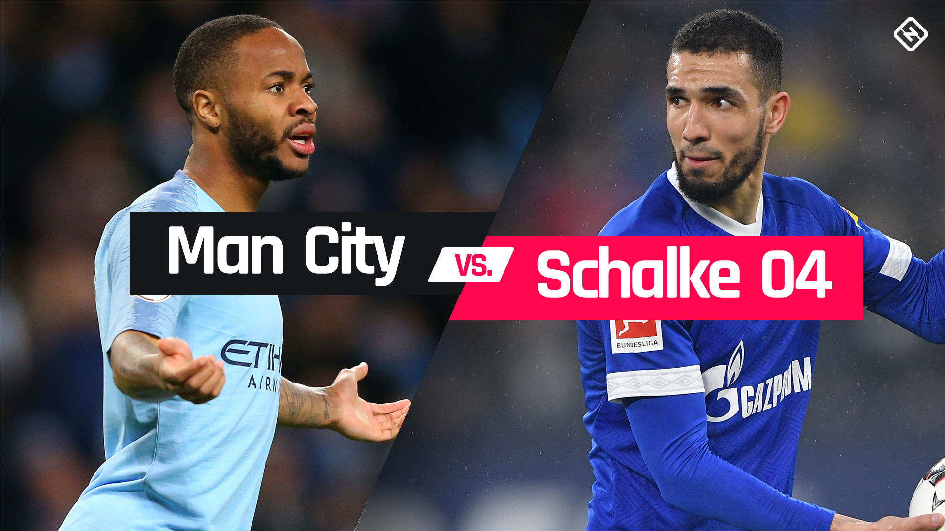 Man City Vs Schalke