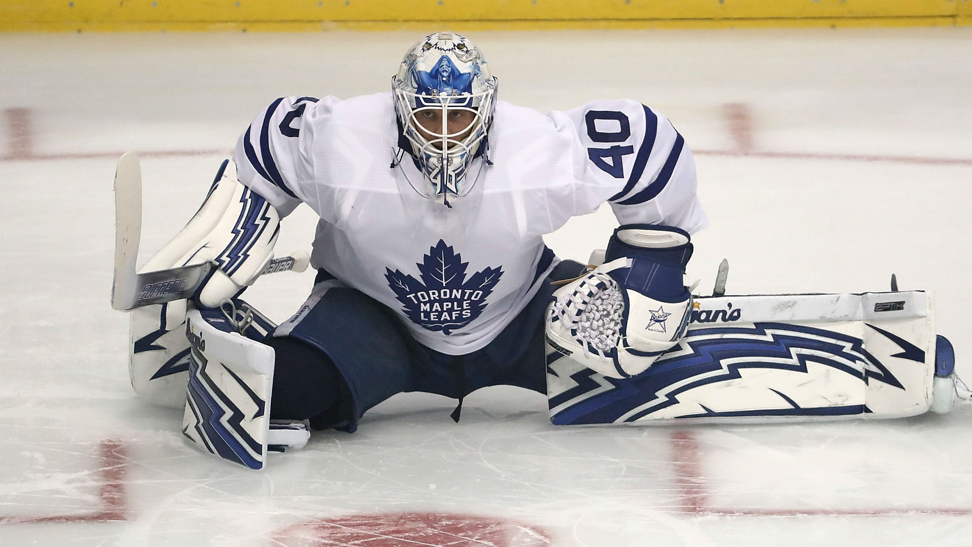 Maple Leafs Sign Garret Sparks To Contract Extension