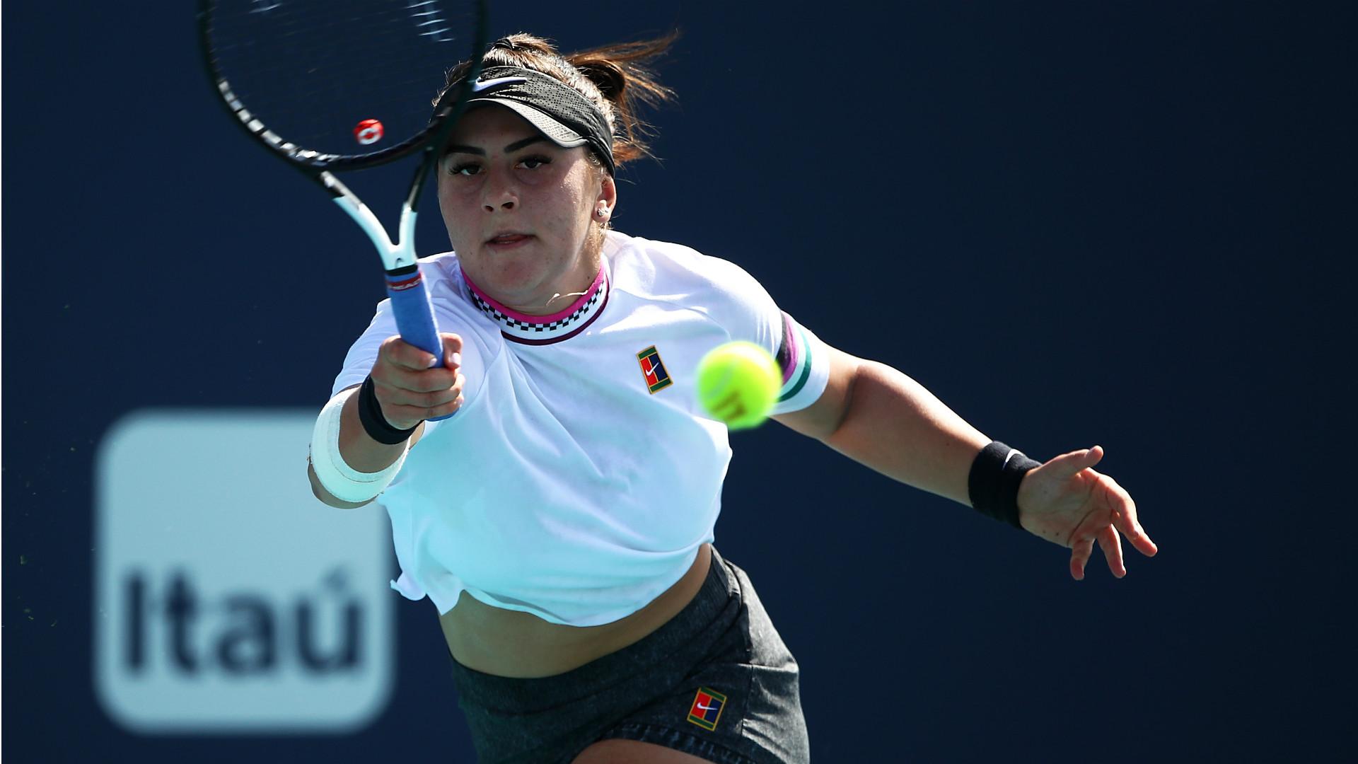 Miami Open 2019: Bianca Andreescu mounts big comeback to defeat Irina-Camelia Begu