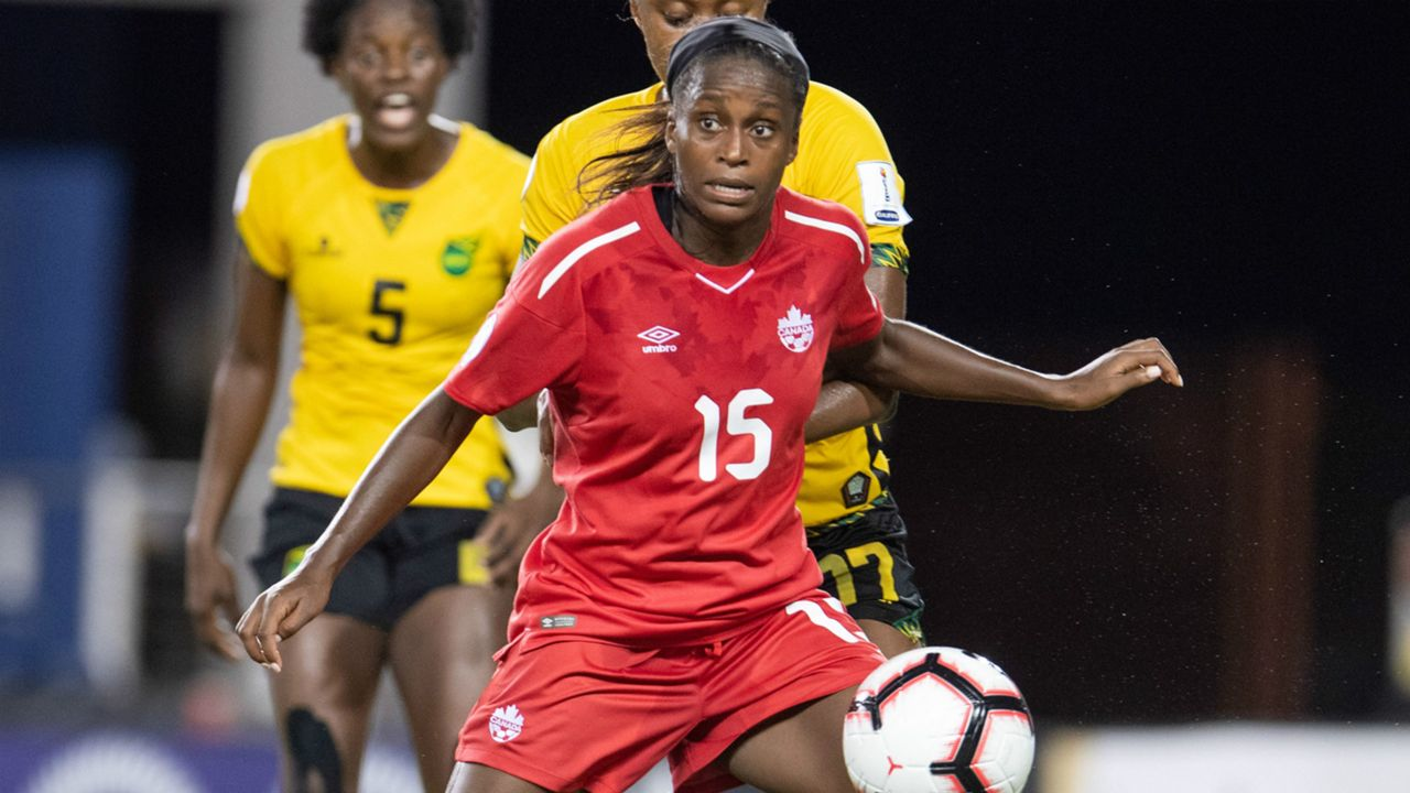 ef6d3ee27c0 Women s WC Qualification CONCACAF News - Sporting News