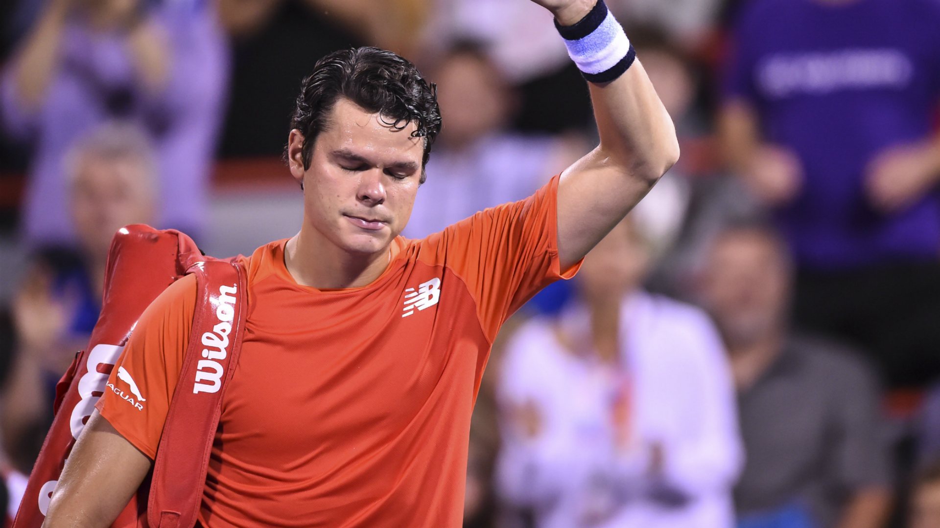 Rogers Cup 2019: Raonic forced to retire, Auger-Aliassime advances to Round of 16
