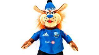 Canadian mascot