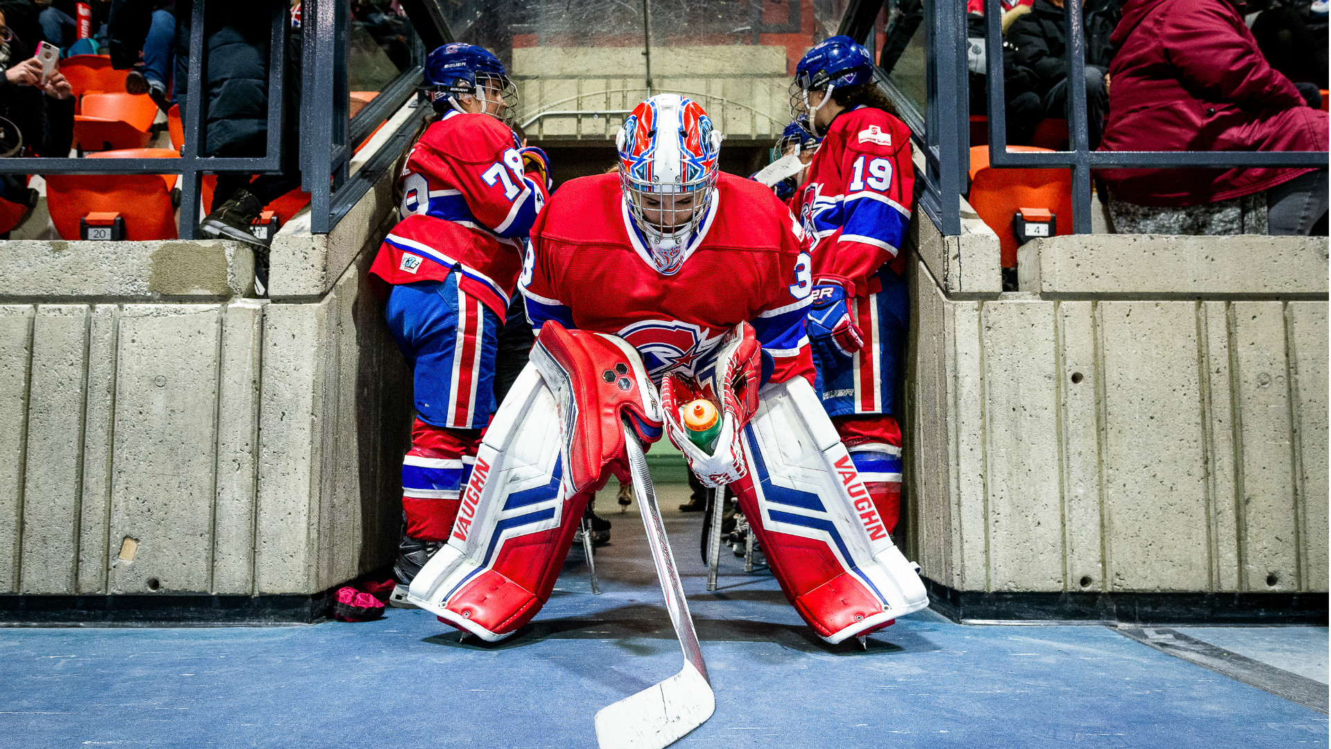 Emerance Maschmeyer, Les Canadiennes ready for Clarkson Cup Final with or without Marie-Philip Poulin
