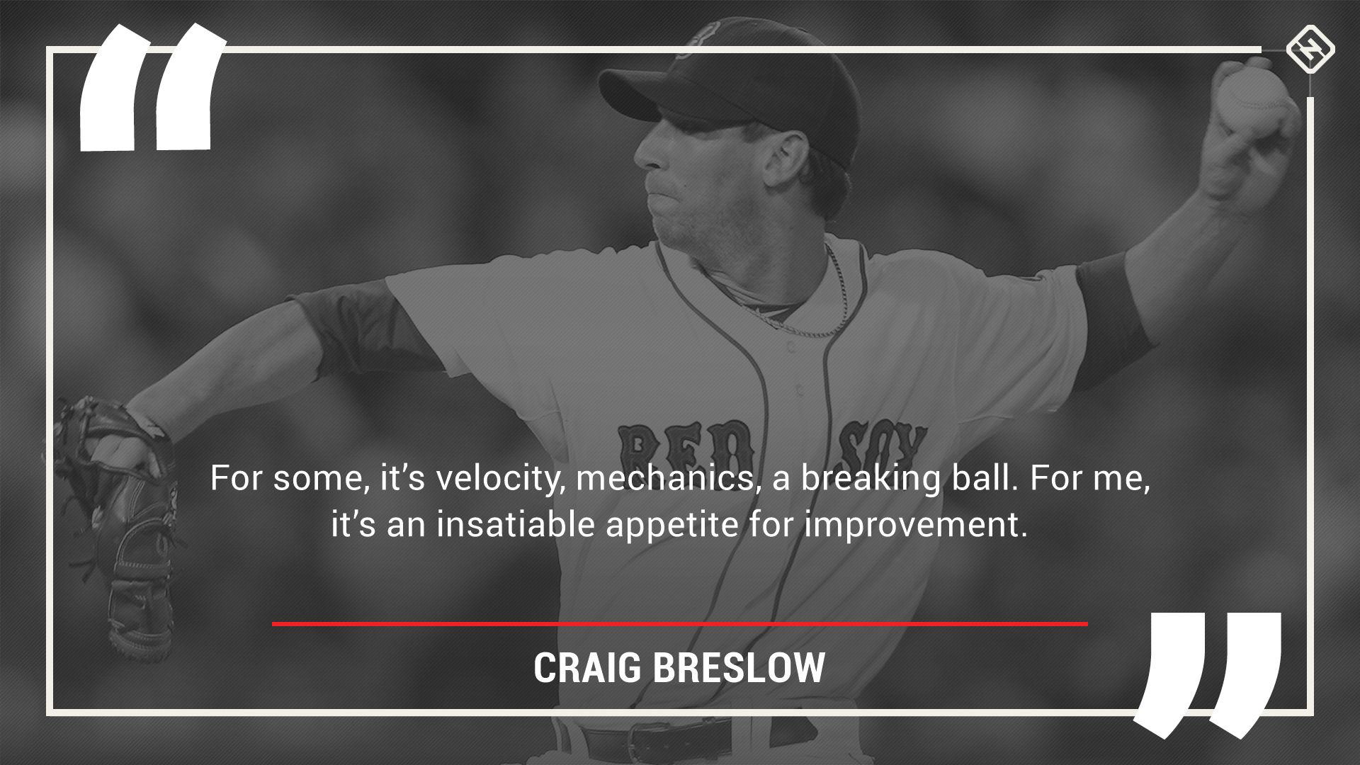 Craig Breslow-Graphic