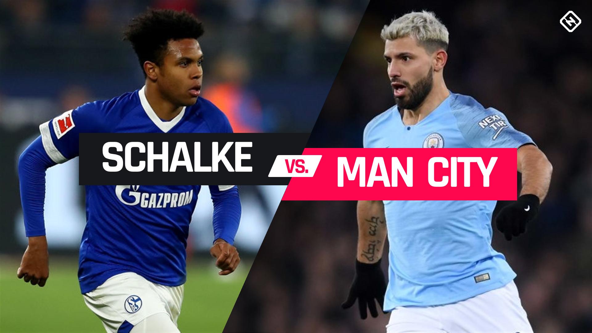 Schalke 04 vs Man City: San phẳng Veltins-Arena