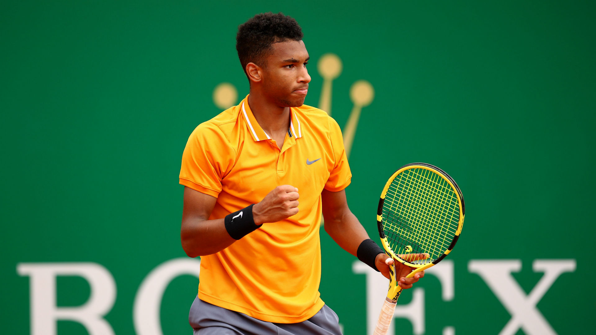 Monte-Carlo Masters 2019: Felix Auger-Aliassime wins opening round, set to face World No. 3 Alexander Zverev