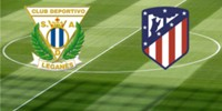 Leganes - Atletico Madrid 170920