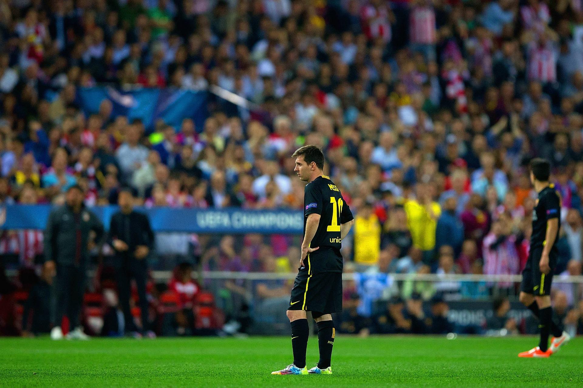 La noche de Messi