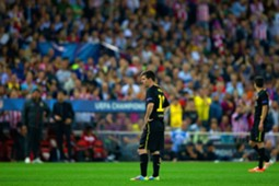 Lionel Messi Barcelona Diego Simeone Atletico Madrid