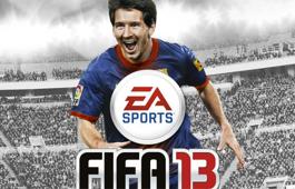 Messi FIFA 2013