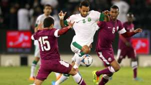 Luiz Martin Abdulaziz Hatem Abdulla Otaif  Qatar Saudi Arabia  8th West Asia Football Federation (WAFF) championship in Doha