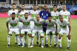 Algeria Zimbabwe AFCON 2017 15012017