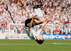 Miroslav Klose Germany World Cup 2006