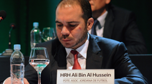 Jordanian Prince Ali Bin al-Hussein