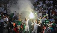 Algeria , Algerian fans