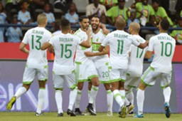Algeria Zimbabwe AFCON 2016 15012017