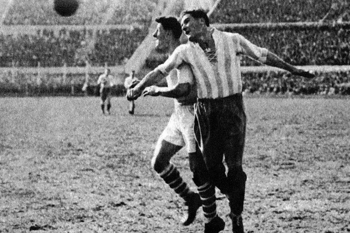Luis Monti Argentina 1930 FIFA World Cup