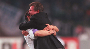 Real Madrid Juventus 1998 Jupp Heynckes Predrag Mijatović