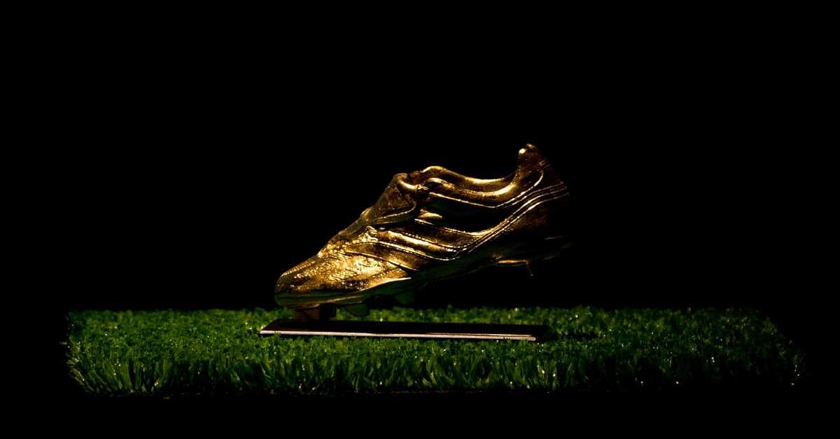 Ronaldo golden boot