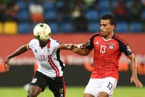 Mohamed Abdel-Shafy Farouk Miya Egypt Uganda CAN 2017 21012017