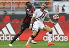 Niang Lorenzo De Silvestri Milan Torino Serie a