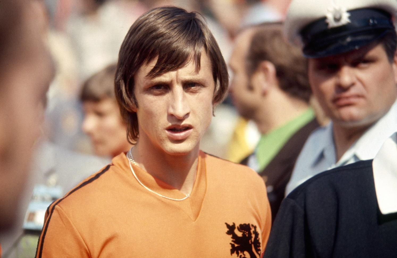 Johan Cruyff Netherlands 1974 FIFA World Cup