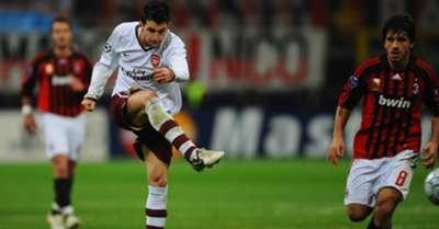 Cesc Fabregas Milan Arsenal 04032008