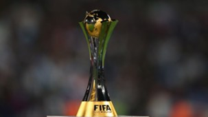 Club world cup trophy