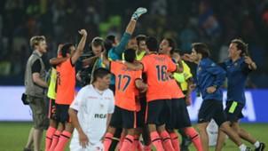 Barcelona Estudiantes de La Plata Club World Cup 2009