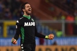 Lorenzo Pellegrini Sassuolo Serie A