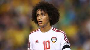 Omar Abdulrahman of the United Arab Emirates
