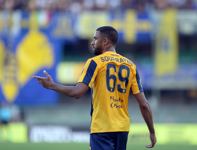 Samuel Souprayen Verona Serie A