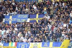Hellas Verona fans Serie A