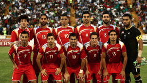 Syria Team, Asian qualifiers World Cup 2018