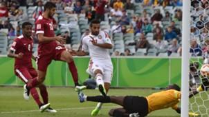UAE QATAR Asia cup