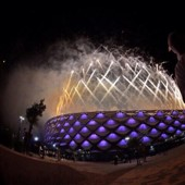 Hazza Bin Zayed Stadium Alain Club UAe