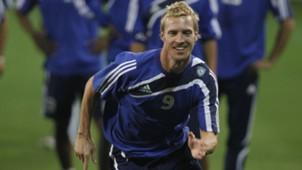 Saudi Al-Hilal club player Christian Wilhelmsson